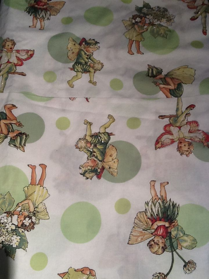 CUSTOM Garden Fairies-Woven Hybrid