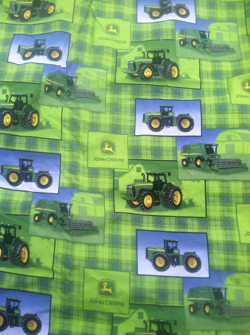 CUSTOM John Deere-Woven Hybrid