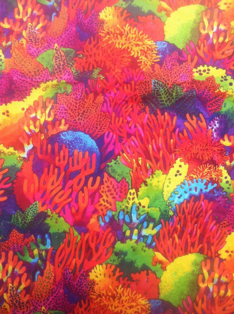 CUSTOM Coral Reef--Woven Hybrid